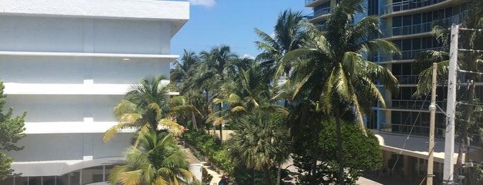 B Ocean Resort, Fort Lauderdale is one of สถานที่ที่ gary ถูกใจ.