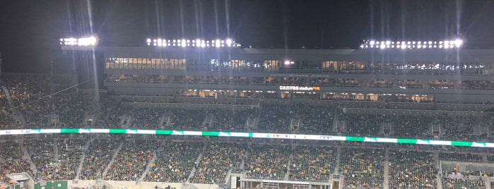 Colorado State Stadium is one of FBS Stadiums.