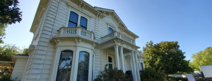 Rengstorff House is one of SF Bay Area - been there I.