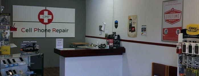 CPR Cell Phone Repair Billings 24th St is one of Lieux sauvegardés par Jonathan.