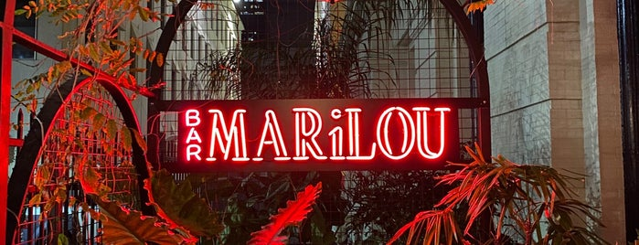 Bar MariLou is one of New Orleans - to try.