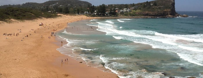Avalon Beach is one of Australia.