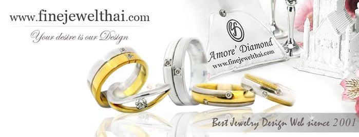 Amore Diamond is one of สถานที่ที่ Sutimas ถูกใจ.