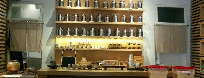 Asha Tea House is one of San Francisco, CA Spots.