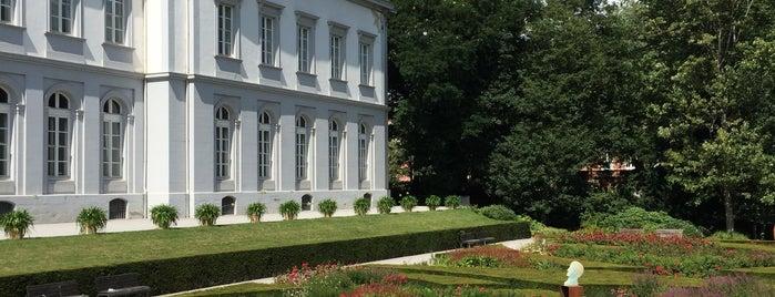 Schlossgarten is one of Coblenza.