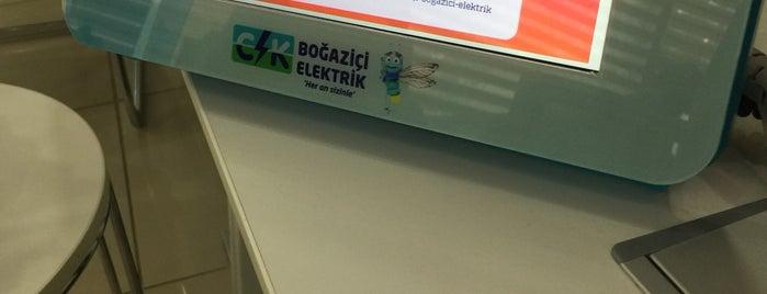 Boğaziçi Elektrik Dağıtım A.Ş 1. Bölge Müdürlüğü (AVCILAR) is one of Locais curtidos por Can.