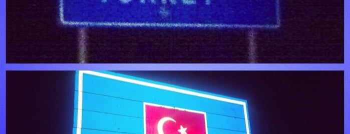 Dereköy Sınır Kapısı is one of Locais curtidos por Soner.