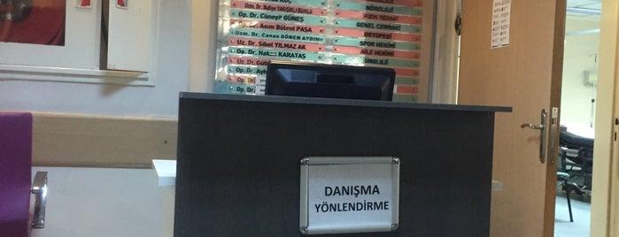 Baltalimanı Kemik Hastalıkları Eğitim ve Araştırma Hastanesi is one of สถานที่ที่ Bulent ถูกใจ.