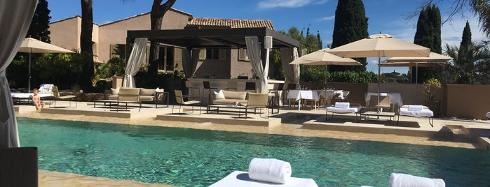 Muse is one of Saint-Tropez/ France.