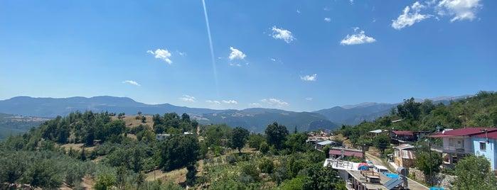 boğazpınar köyü is one of Mersin.