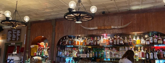 Red Dog Saloon is one of Palm Springs.