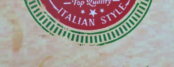 Maya Pizzeria is one of สถานที่ที่บันทึกไว้ของ TC Hulya.