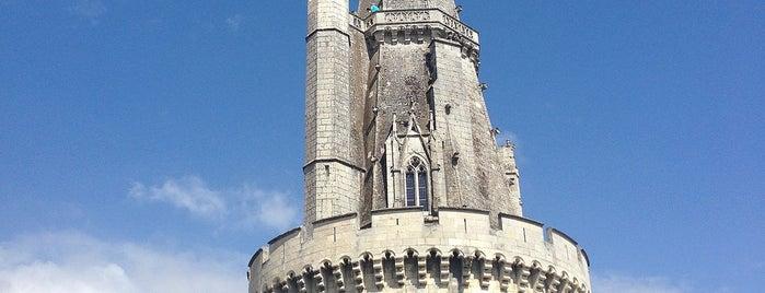 Tour de la Lanterne is one of La Rochelle.
