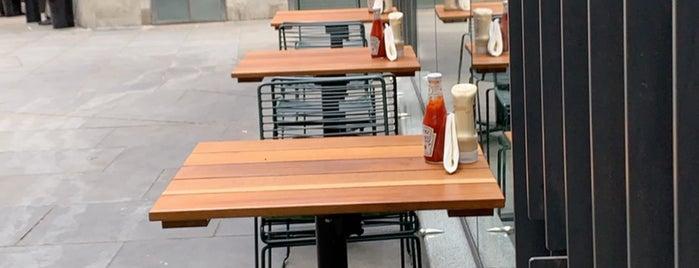Honest Burgers is one of London, UK.