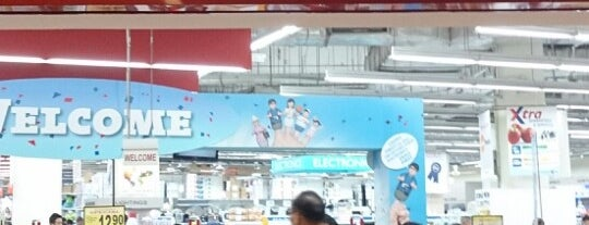 FairPrice Xtra is one of Tempat yang Disukai MAC.