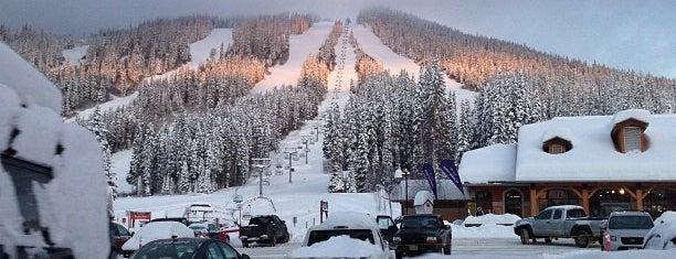 Sun Peaks Resort is one of Ski Resorts ⛷.