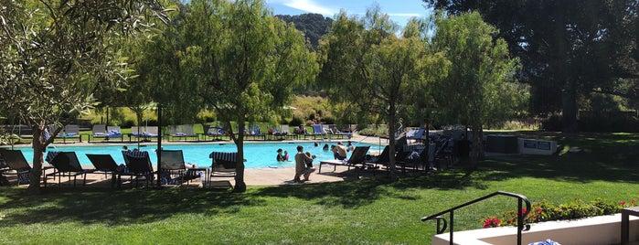 River Ranch Pool is one of Locais curtidos por Scott.