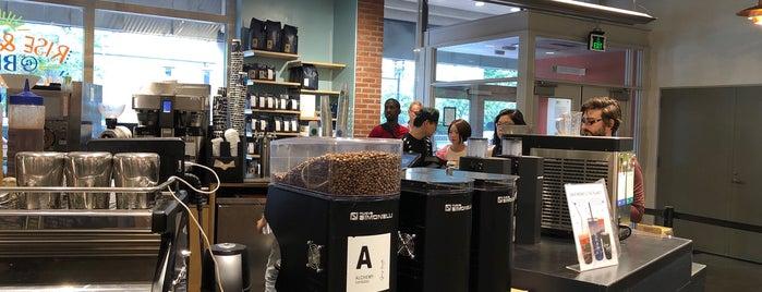 George Howell Coffee is one of Nick : понравившиеся места.