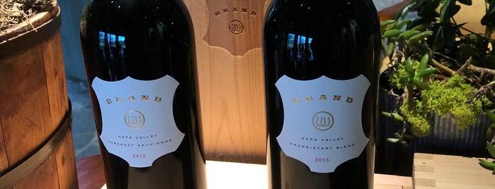 BRAND Winery is one of Wineries & Vineyards.