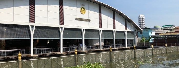 National Museum of Royal Barges is one of Around Bangkok | ตะลอนทัวร์รอบกรุงฯ.