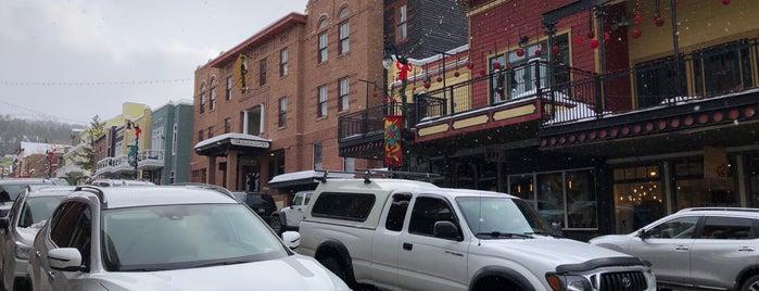 Park City, UT is one of Lieux qui ont plu à Brandon.