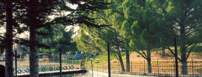 Evrenli Dogal Park is one of Posti salvati di Studio Nocturne.