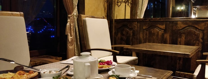 "Ресторан ""Киндза"" is one of Orte, die Timur gefallen."