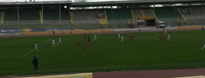 Konya Atatürk Stadyumu is one of Mustafa 님이 좋아한 장소.