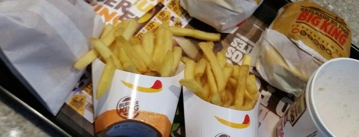 Burger King is one of Lieux qui ont plu à Rafael.