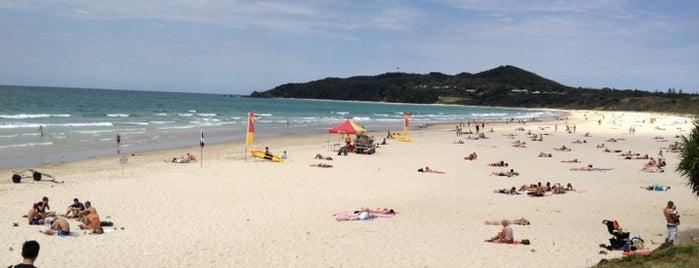 Main Beach is one of Byron Bay.