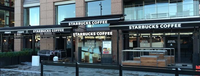 Starbucks is one of Lieux qui ont plu à Eda.