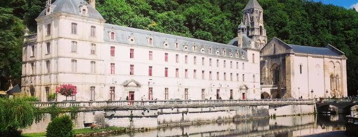 Abbaye De Brantome is one of Kevin'in Beğendiği Mekanlar.