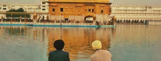 The Golden Temple (ਹਰਿਮੰਦਰ ਸਾਹਿਬ) is one of The Bucket List.