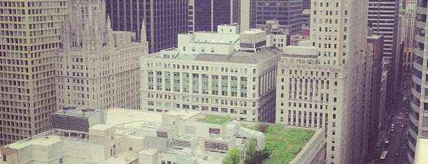 City Hall - Rooftop is one of Chicago.