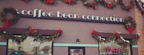 Coffee Bean Connection is one of Orte, die Mackenzie gefallen.