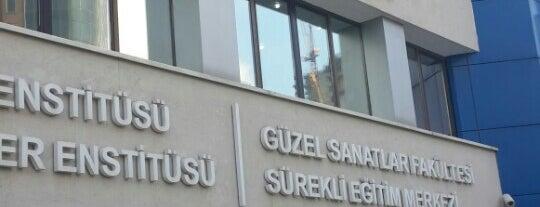 FMV Işık Üniversitesi is one of Lieux qui ont plu à Gamze.
