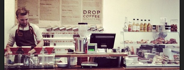 Drop Coffee is one of Best Coffee Places.