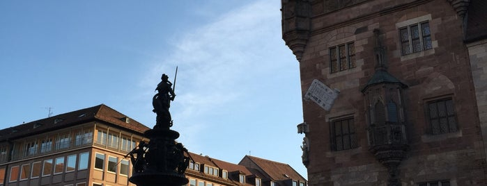 Nassauer Haus is one of Nuremberg's favourite places.