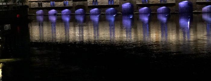 Pont de l'Abattoir is one of สถานที่ที่ Kawika ถูกใจ.