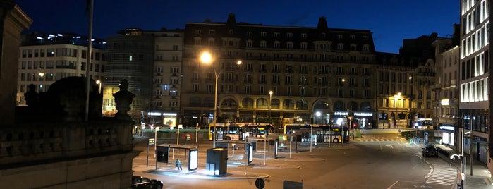 Garer Quartier is one of Locais curtidos por Dmitry.