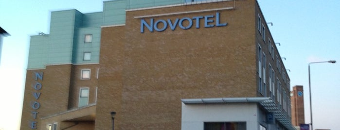 Novotel London Greenwich is one of London Calling.