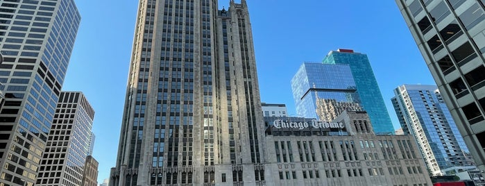 Chicago Tribune is one of Chicago.
