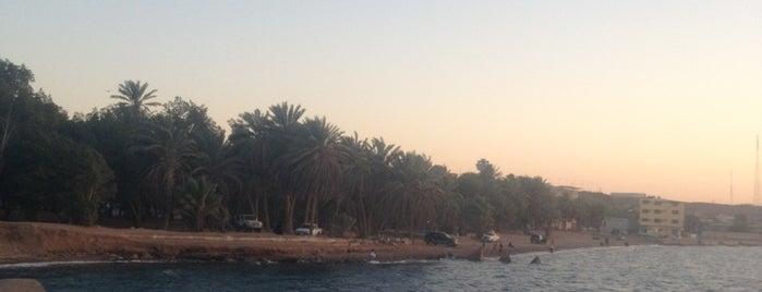 Haql Beach Front is one of Tempat yang Disukai Norah.