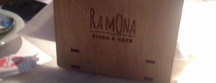 Ramona is one of Locais curtidos por Santiago.