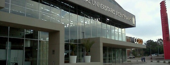Centro Cultural Universitario Bicentenario is one of Rogeさんのお気に入りスポット.
