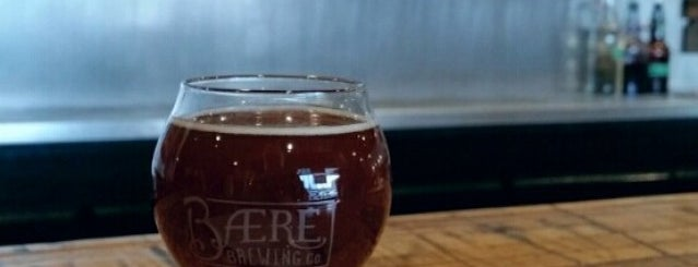 Baere Brewing Co. is one of Breweries.