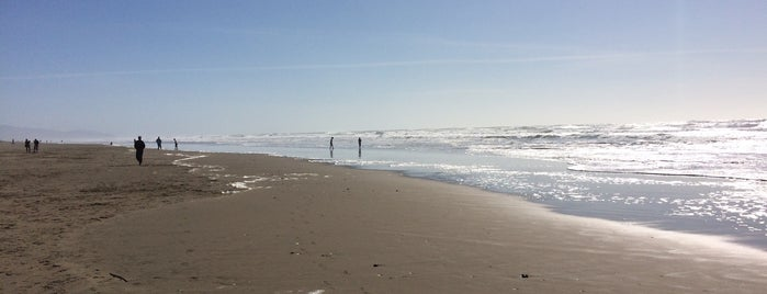 Ocean Beach is one of California Love.