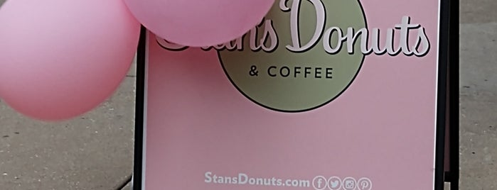 Stan's Donuts is one of Chicago.