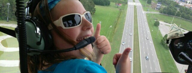 Helicopter Adventures is one of Myrtle Beach.