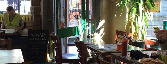 Téo Cafe is one of Tim'in Beğendiği Mekanlar.
